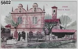 Chiari - Chiesa S. Rocco - Animee - Brescia