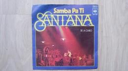 Santana - Samba Pa Ti - Vinyl-Single Von 1974 - Rock