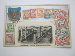 CHIHUIAHUA,  Tarjeta Postal - México