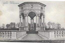 Enghien NA28: Le Parc. Les Sept Etoiles 1910 - Enghien - Edingen