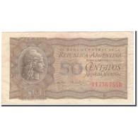 Billet, Argentine, 50 Centavos, KM:261, TB - Argentine