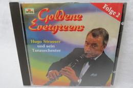 """CD """"Hugo Strasser Und Sein Tanzorchester"""" Goldene Evergreens Folge 2 - Instrumental"""