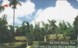 VIETNAM(GPT) - Countryside Village(60000D), CN : 4MVSE,  Tirage 40000, Used - Vietnam