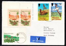 ANTARCTIC, TRISTAN DA CUNHA 1981 , Look Scan !! 20.2-04 - Stamps