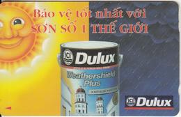 VIETNAM(GPT) - ICI Dulux 3(60000D), CN : 8UPVA, Tirage 5000, Used - Vietnam