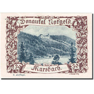Billet, Autriche, Marsbach, 30 Heller, Paysage, SPL, Mehl:FS 127d - Autriche
