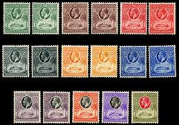 Gold Cost  ,1928 , KGV Definitive Set SG.103/12., CV$150,  MNH ** - Unclassified