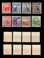 Lundy Island ,  Red Cross Set,  MNH ** - Unclassified