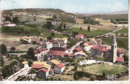 FRONTONAS - Vue Panormique Du Village Et L'Usine M.R.C. - France
