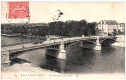 93 ILE SAINT-DENIS - Le Pont De La Garenne - Saint Denis