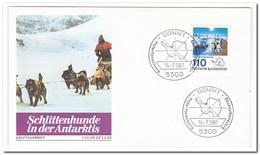 Duitsland 1981, Polar Research - Forschungsprogramme