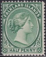 Falkland  Islands   .   SG  .    16     .    *      .   Mint-hinged      .   /    .  Ongebruikt - Falklandeilanden