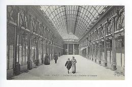 CPA Paris 1 Palais Royal Galerie D'Orléans - District 01