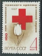 1967 RUSSIA USATO CROCE ROSSA NAZIONALE - V22 - 1923-1991 URSS