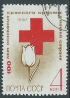 1967 RUSSIA USATO CROCE ROSSA NAZIONALE - V22-2 - 1923-1991 URSS