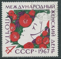 1967 RUSSIA USATO GIORNATA DELLA DONNA - V22-7 - 1923-1991 URSS