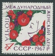 1967 RUSSIA USATO GIORNATA DELLA DONNA - V22-9 - 1923-1991 URSS