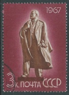1967 RUSSIA USATO LENIN 3 K - V22 - 1923-1991 URSS