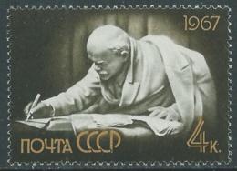 1967 RUSSIA USATO LENIN 4 K - V22 - 1923-1991 URSS