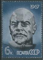 1967 RUSSIA USATO LENIN 6 K - V22-2 - 1923-1991 URSS