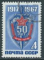 1967 RUSSIA USATO LOTTA CONTRO LA RIVOLUZIONE - V22-6 - 1923-1991 URSS