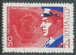1967 RUSSIA USATO MILIZIA - V22 - 1923-1991 URSS