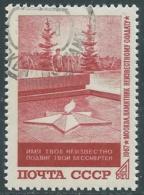 1967 RUSSIA USATO TOMBA DEL MILITE IGNOTO A MOSCA - V22-6 - 1923-1991 URSS