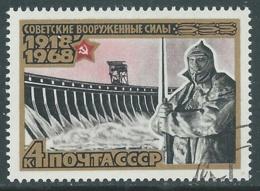 1968 RUSSIA USATO ARMATA ROSSA 4 K - V22-8 - 1923-1991 URSS