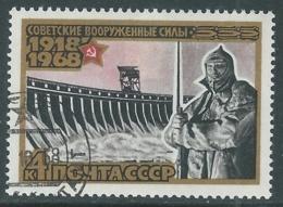 1968 RUSSIA USATO ARMATA ROSSA 4 K - V22-9 - 1923-1991 URSS