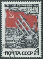 1968 RUSSIA USATO ARMATA ROSSA 4 K - V23 - 1923-1991 URSS