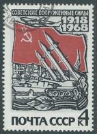 1968 RUSSIA USATO ARMATA ROSSA 4 K - V23-2 - 1923-1991 URSS