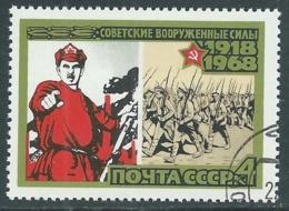1968 RUSSIA USATO ARMATA ROSSA 4 K - V23-4 - 1923-1991 URSS