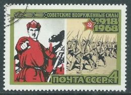 1968 RUSSIA USATO ARMATA ROSSA 4 K - V23-5 - 1923-1991 URSS