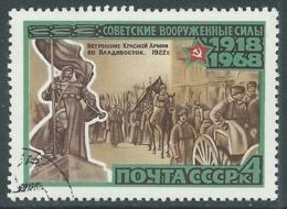 1968 RUSSIA USATO ARMATA ROSSA 4 K - V23-6 - 1923-1991 URSS