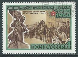 1968 RUSSIA USATO ARMATA ROSSA 4 K - V23-7 - 1923-1991 URSS