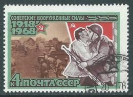 1968 RUSSIA USATO ARMATA ROSSA 4 K - V23-8 - 1923-1991 URSS