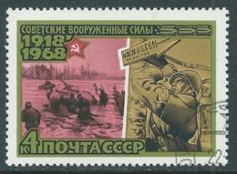 1968 RUSSIA USATO ARMATA ROSSA 4 K - V23-9 - 1923-1991 URSS