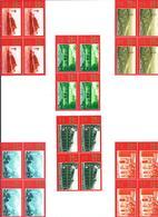 Timbres De Chine 1971 ** { Bloc De 4 Série Complète Très Rare } - 1949 - ... Repubblica Popolare