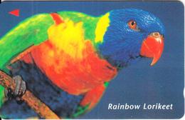 VIETNAM(GPT) - Parrot, Rainbow Lorikeet(150000D), CN : 6MVSA, Tirage 10000, Used - Vietnam