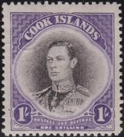 Cook  Islands   .   SG  .   127      .   *       .   Mint-hinged       .   /    .   Ongebruikt - Cookeilanden