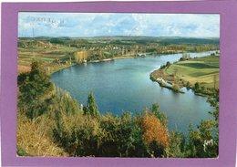 24 TREMOLAT Vue Panoramique Sur La Bassin Nautique Et La Vallée De La Dordogne - Autres Communes