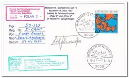 Berlijn 1987, Antarctic Expedition Ant-V, Airplane Polar II - Andere Vervoerswijzen