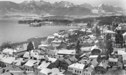 AK 0219  Gmunden Im Winter - Verlag Gründler Um 1960 - Gmunden