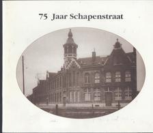 1997 OOSTENDE GELEGENHEIDSBOEK N.A.V. 75 JAAR ONDERWIJS IN DE SCHAPENSTRAAT -  SINT-ANDREASINSTITUUT - Histoire