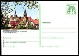 97899) BRD - P 130 - H1/3 - * Ungebraucht - 7110 Öhringen - Stadtansicht Mit Kirche - [7] République Fédérale