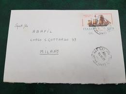 (31181) STORIA POSTALE ITALIA 1977 - 6. 1946-.. Repubblica