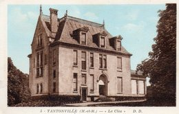 """TANTONVILLE -  """" LE CLOS """" - France"""
