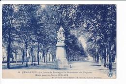 10 - PERIGUEUX - Le Cours De Tourny Et Le Monument Des Enfants Morts Pour La Patrie 1870-1871 - Périgueux