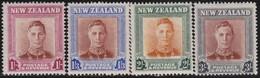 New Zealand  .   SG  .   686/689   .    **     .  MNH    .   /    .   Postfris - Neufs