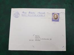 (31183) STORIA POSTALE ITALIA 1977 - 1946-.. République